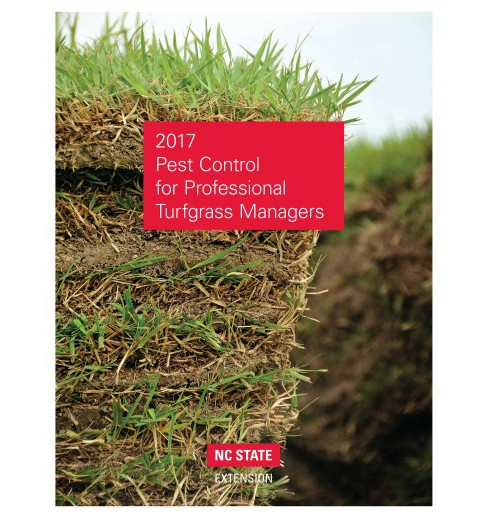 2017 Pest Control for Professional Turfgrass Management (Paperback) - image 1 of 1