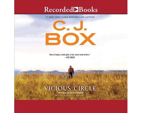 Vicious Circle (Unabridged) (CD/Spoken Word) (C. J. Box) - image 1 of 1