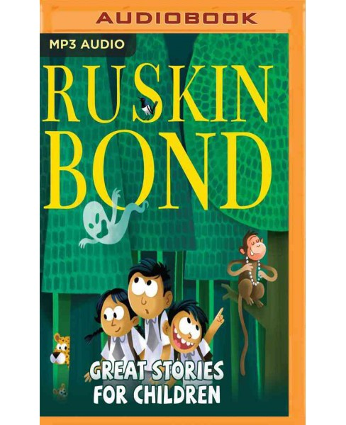 Great Stories for Children (MP3-CD) (Ruskin Bond) - image 1 of 1