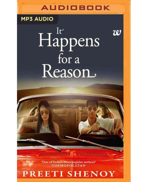 It Happens for a Reason (MP3-CD) (Preeti Shenoy) - image 1 of 1