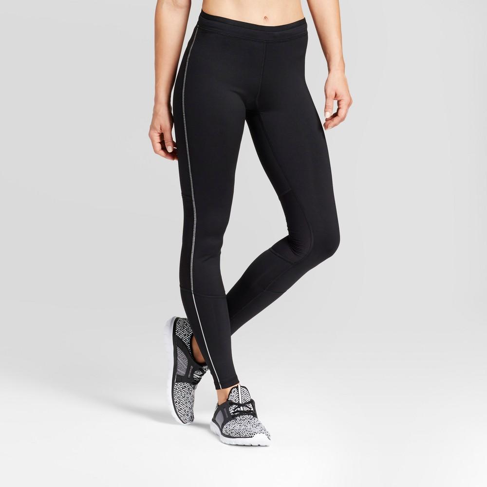Womens Embrace Run Tights - C9 Champion - Black M