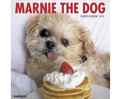 Marnie the Dog 2018 Calendar (Paperback) - image 1 of 1