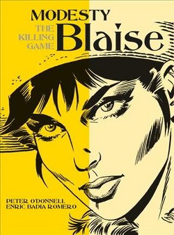 Modesty Blaise : The Killing Game (Paperback) (Peter O'Donnell)