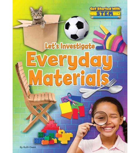 Let's Investigate Everyday Materials (Library) (Ruth Owen) - image 1 of 1