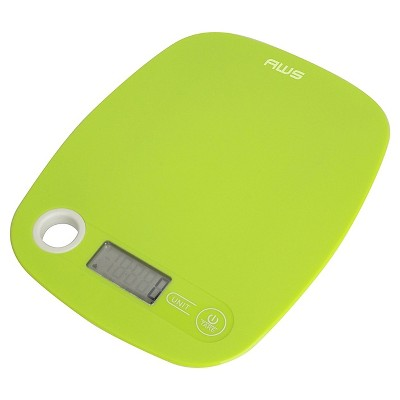 American Weigh Scales Digital LED Kitchen Scale