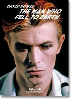 David Bowie : The Man Who Fell to Earth (Hardcover)