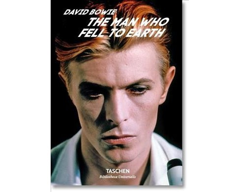 David Bowie : The Man Who Fell to Earth (Hardcover) - image 1 of 1