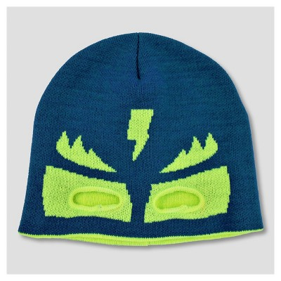 Boys' Mask Hat - Cat & Jack™ Blue/Green