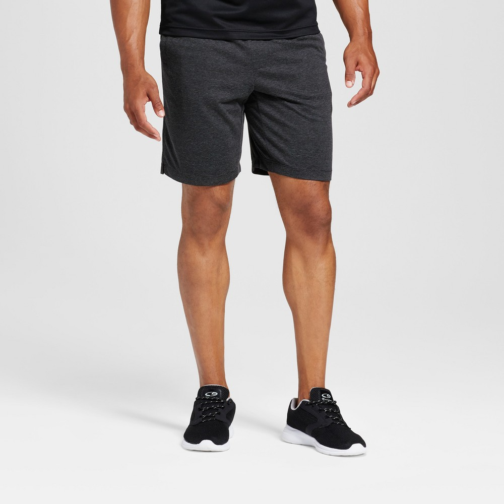 Mens Modern Train Shorts - C9 Champion Black Heather Xxl