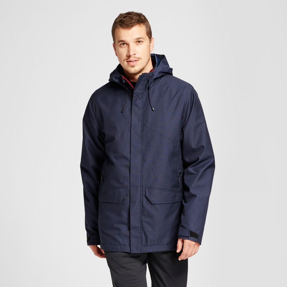 Mens 3-in-1 Jacket - C9 Champion Navy (Blue) M