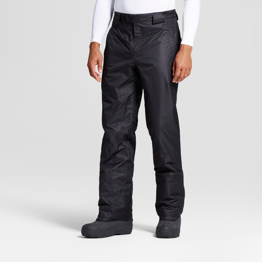 Men's Straight Snow Pants - C9 Champion Black XL
