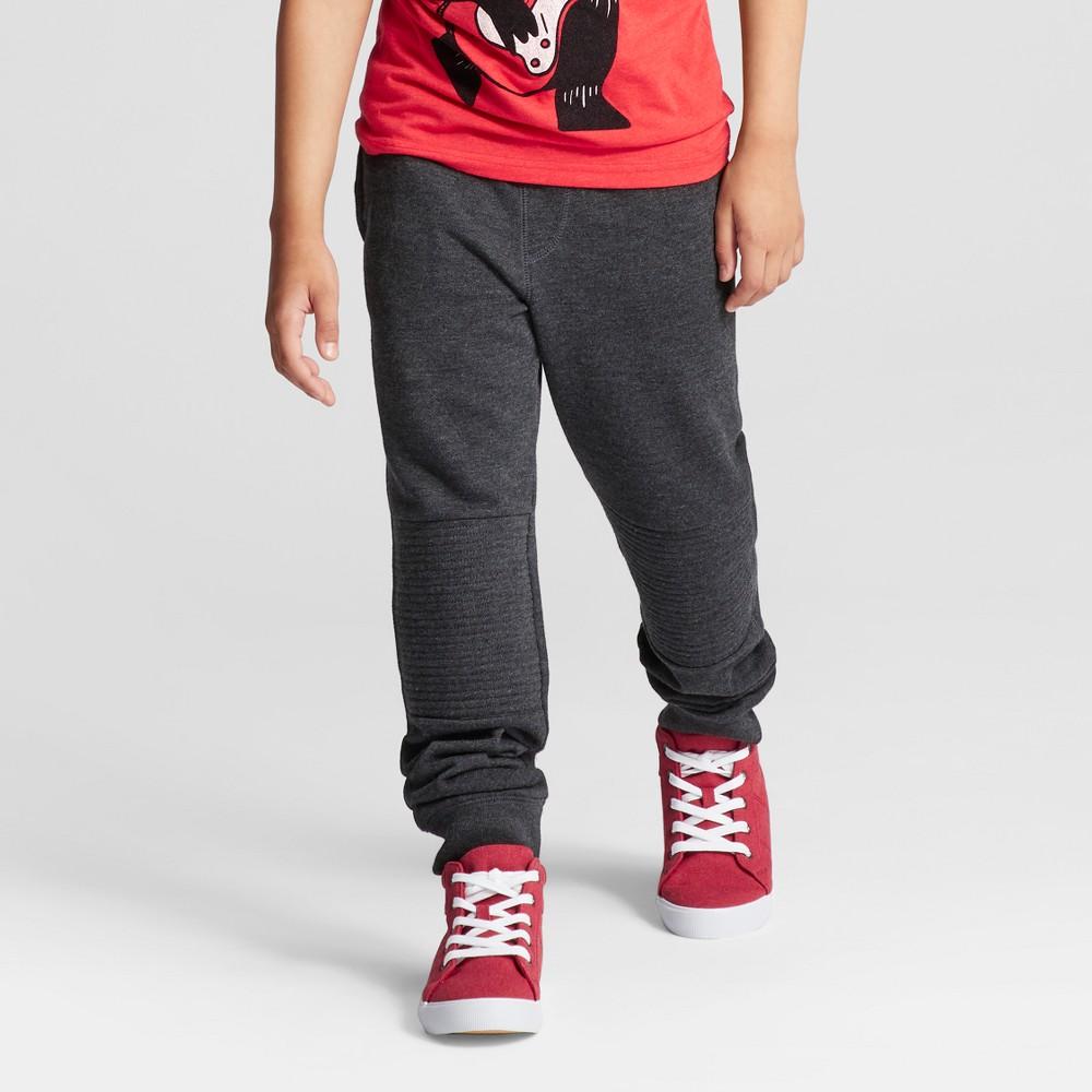 Boys Jogger Pants - Cat & Jack Gray XL Husky