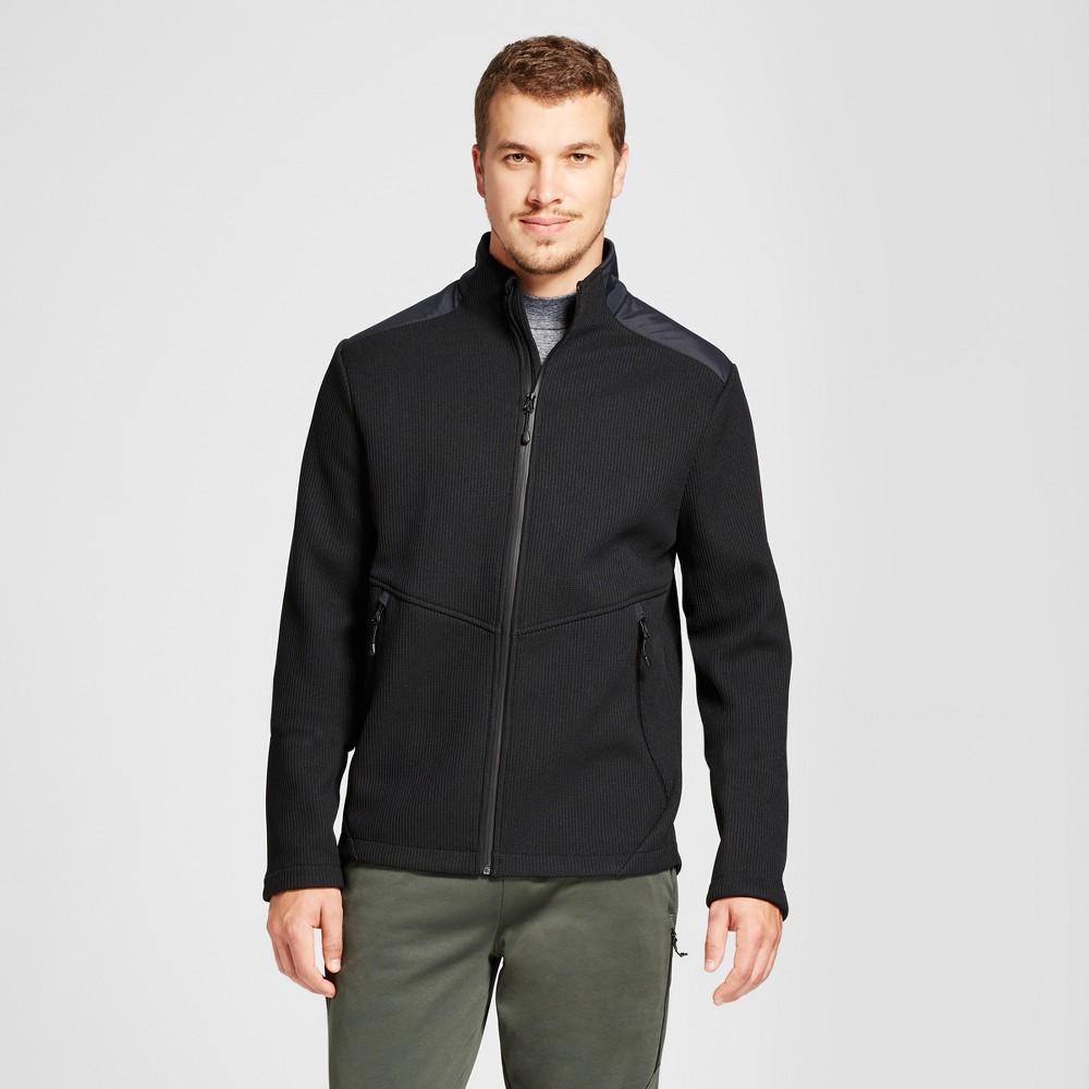 Mens Sweater Fleece - C9 Champion Black XL