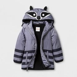 Toddler Boys' Puffer Jacket - Cat & Jack™ Raccoon