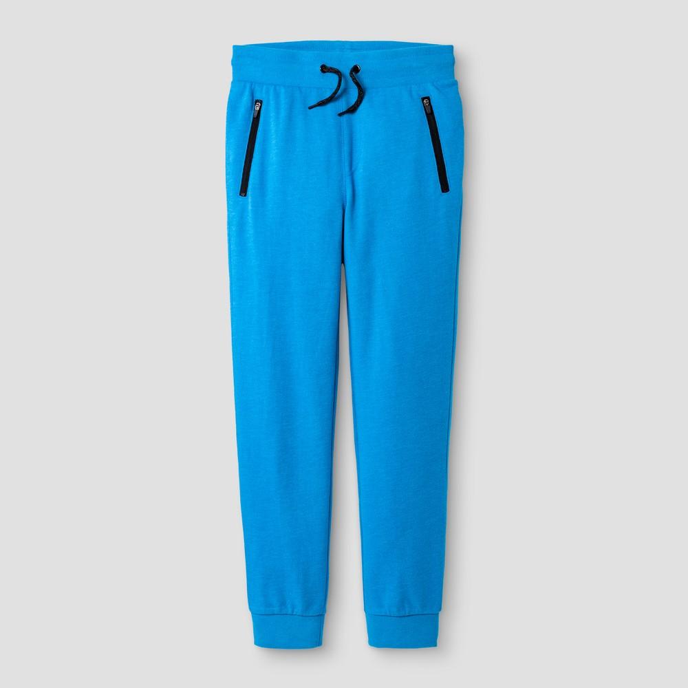 Boys Jogger Pants - Cat & Jack Heather Blue XS