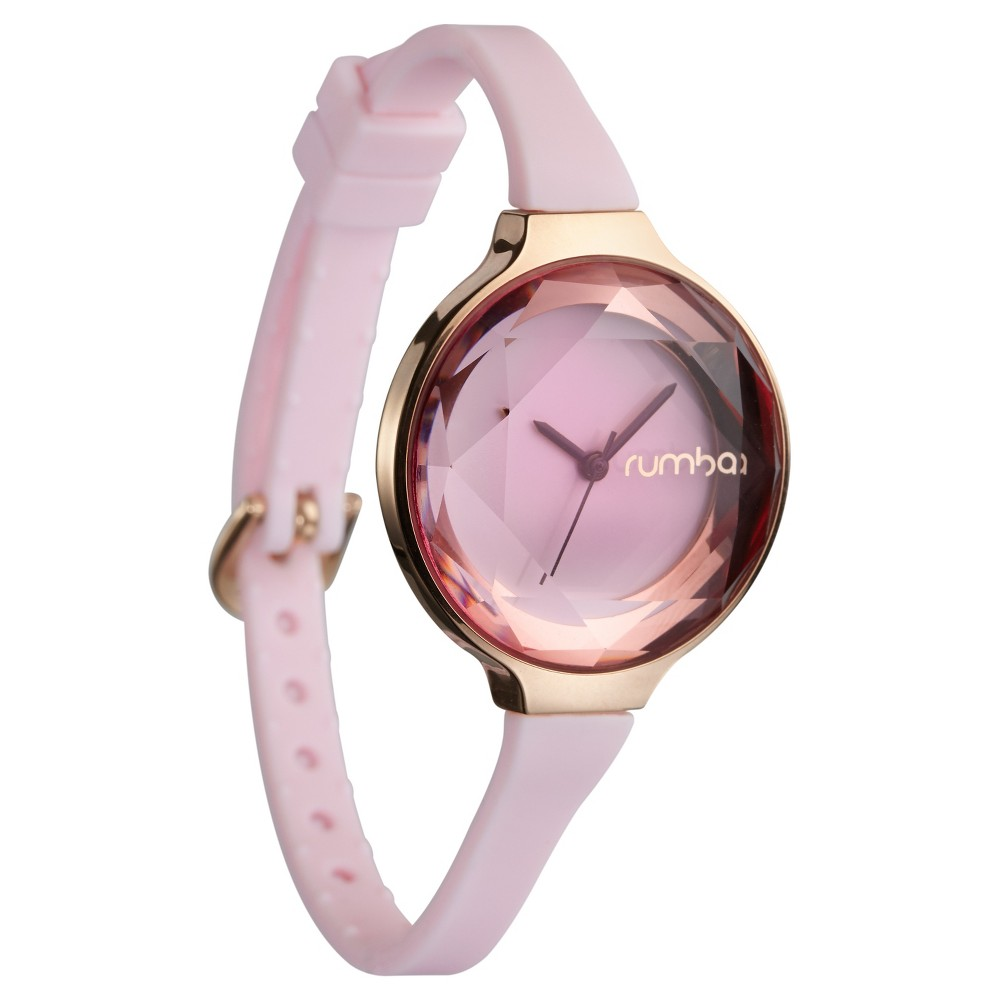 Womens RumbaTime Orchard Gem Mini Watch - Pink