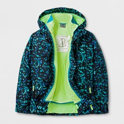Girls' 3-in-1 System Jacket C9 Champion® Teal