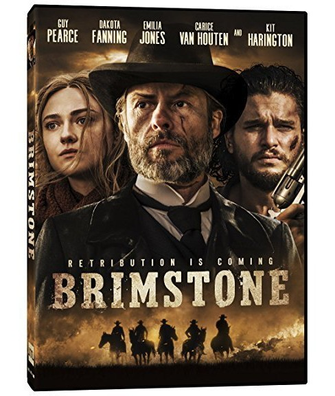 Brimstone (DVD) - image 1 of 1