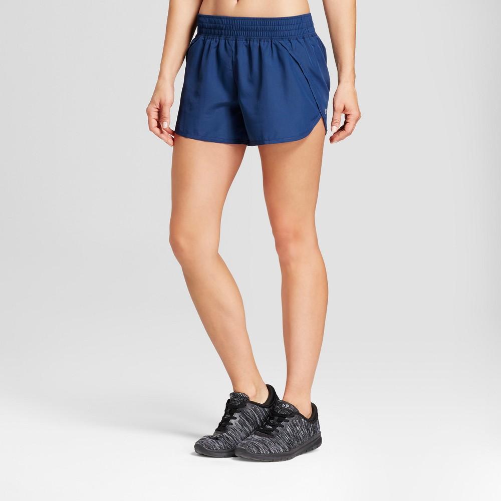 Womens Run Shorts - C9 Champion - Midnight Blue M