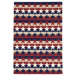 Abstract Tufted Area Rug - Liora Manne