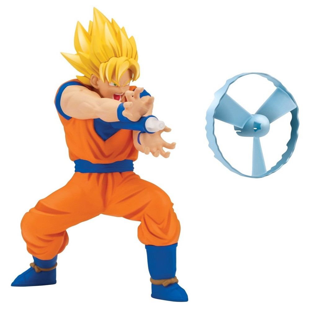Dragon Ball Super Final Attack Figure Super Saiyan Goku