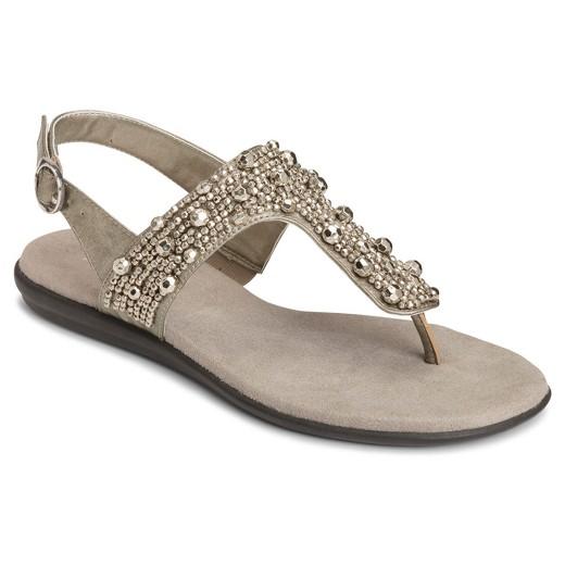 7a13fbc6ede8 Women s A2 by Aerosoles® Glee Chlub Embellished Thong Sandals ...