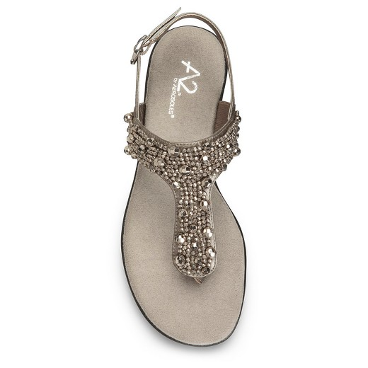 bd73746e32e5 Women s A2 by Aerosoles® Glee Chlub Embellished Thong Sandals ...
