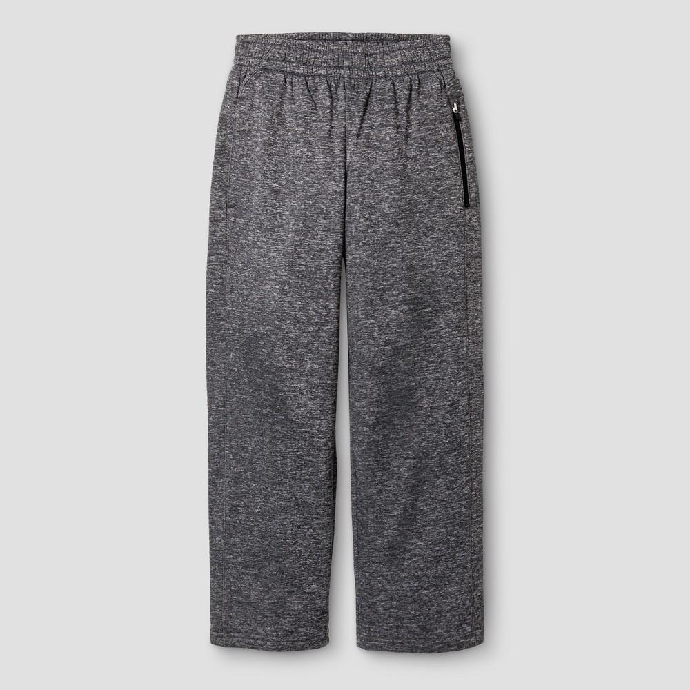 Boys' Tech Fleece Pants - C9 Champion Charcoal Heather M