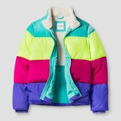 Girls' Puffer Jacket - Cat & Jack™