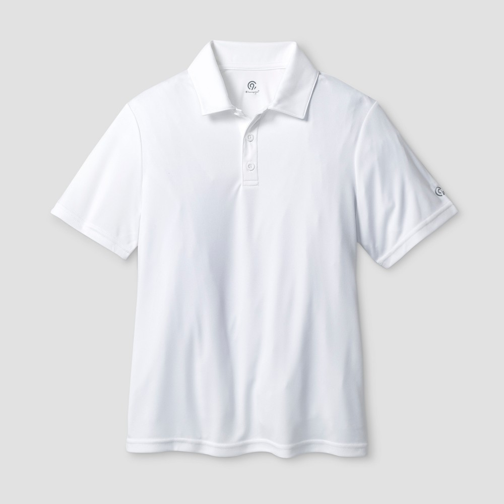 Boys Activewear T-Shirt - C9 Champion White L