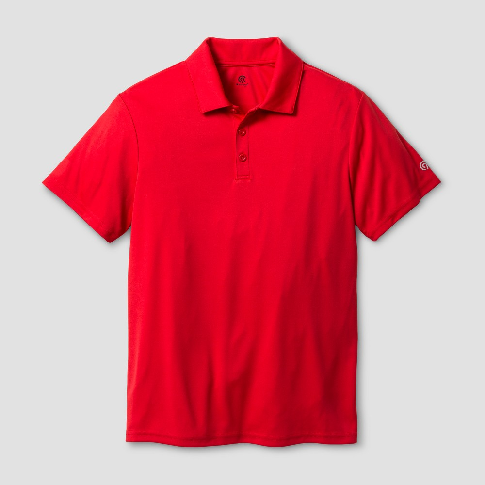 Boys Activewear T-Shirt - C9 Champion Red L