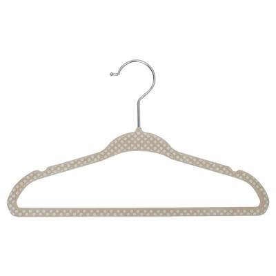 Delta Children® Delta Kids Velvet Hangers - Beige 30pk