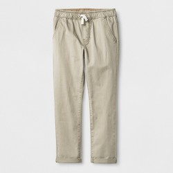 Boys' Slouchy Stretch Chino Pants - Cat & Jack™