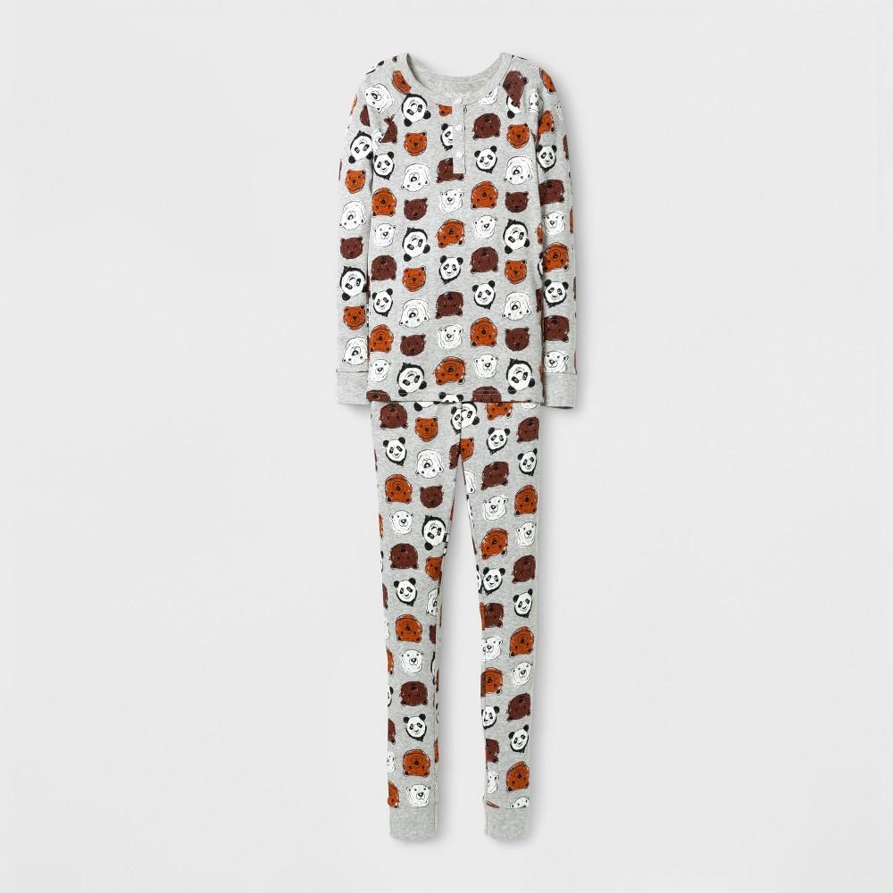 Boys Pajama Set - Cat & Jack Gray 8