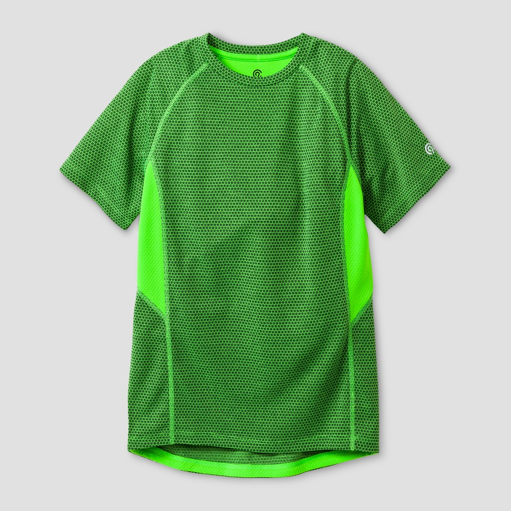Boys Novelty Tech T-Shirt - C9 Champion Forging Green XL