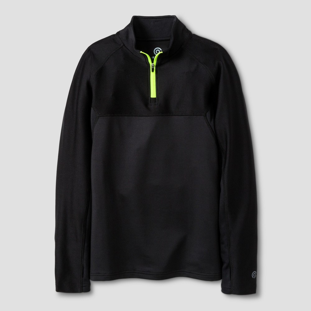 Boys' 1/4 Zip Pullovers - C9 Champion Black M