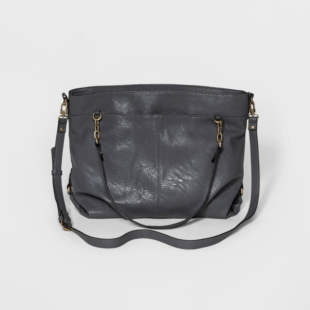 Womens Soft Chain Tote Handbag - Merona Hearthstone