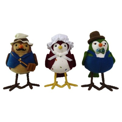 3ct Harvest Traditional Decorative Fabric Birds - Hyde and Eek! Boutique™