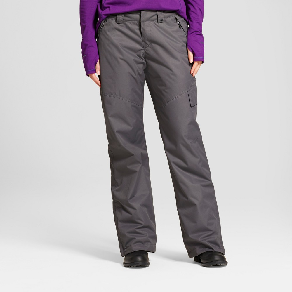 Womens Snow Pants - C9 By Champion Gray L