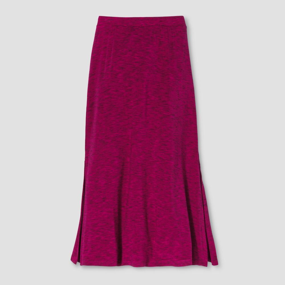 Girls Maxi Skirt - Cat & Jack Rose Scenario XL, Size: XL(14-16), Pink