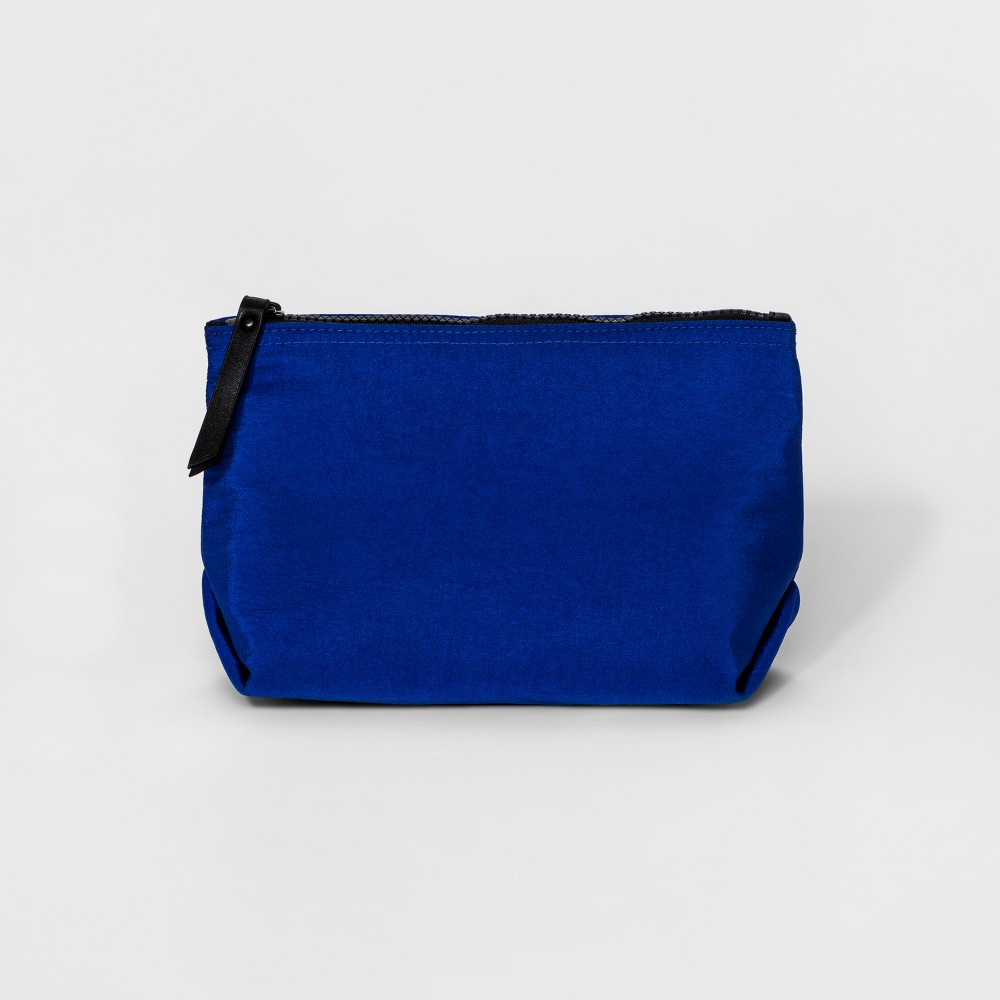 Womens Large Nylon Pouch - Mossimo Supply Co. Cobalt (Blue)