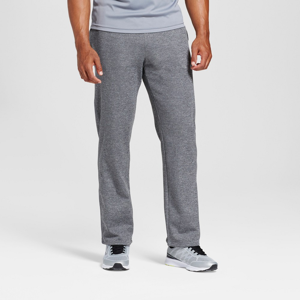 Mens Tech Fleece Pants - C9 Champion Charcoal Heather XL