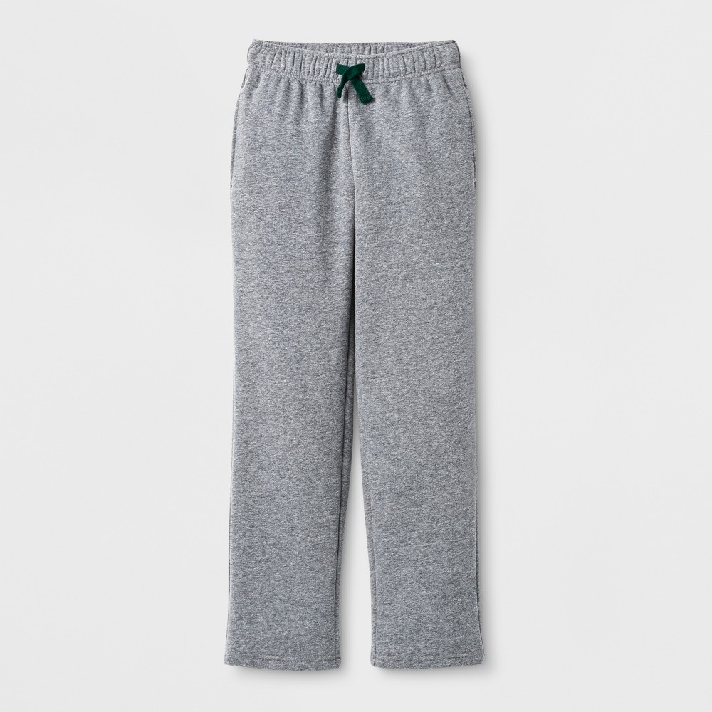 Boys Fleece Sweatpant - Cat & Jack Gray M