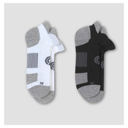 Men's Athletic Socks 2pk - C9 Champion® 6-12