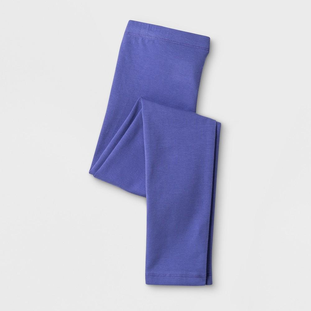 Girls Favorite Leggings - Cat & Jack Purple XL