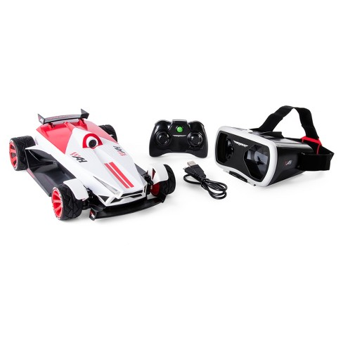 Air Hogs FPV High Speed Race Car with Headset and App - image 1 of 8