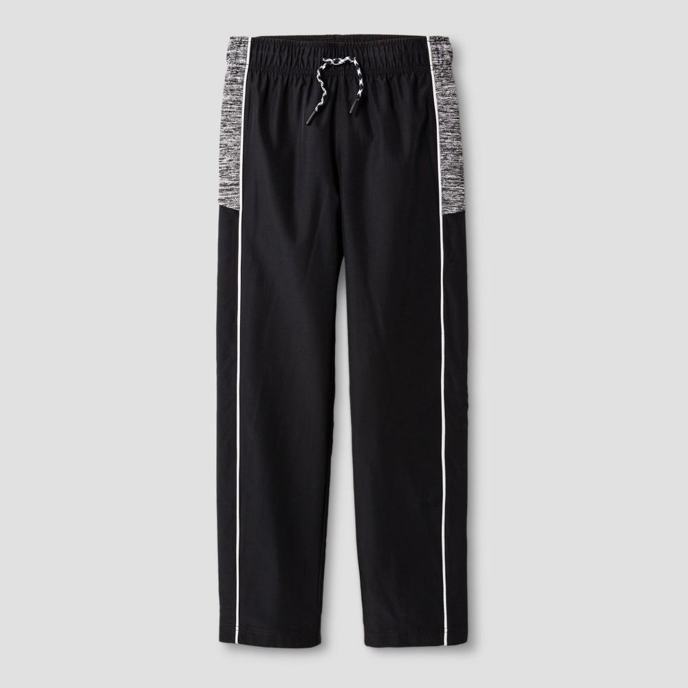Boys Activewear Pants - Cat & Jack Black L Husky
