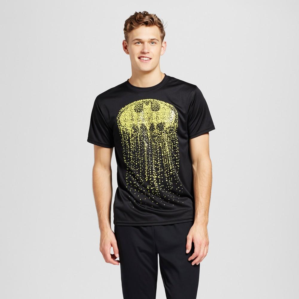 Mens Batman T-Shirt - Black Xxl