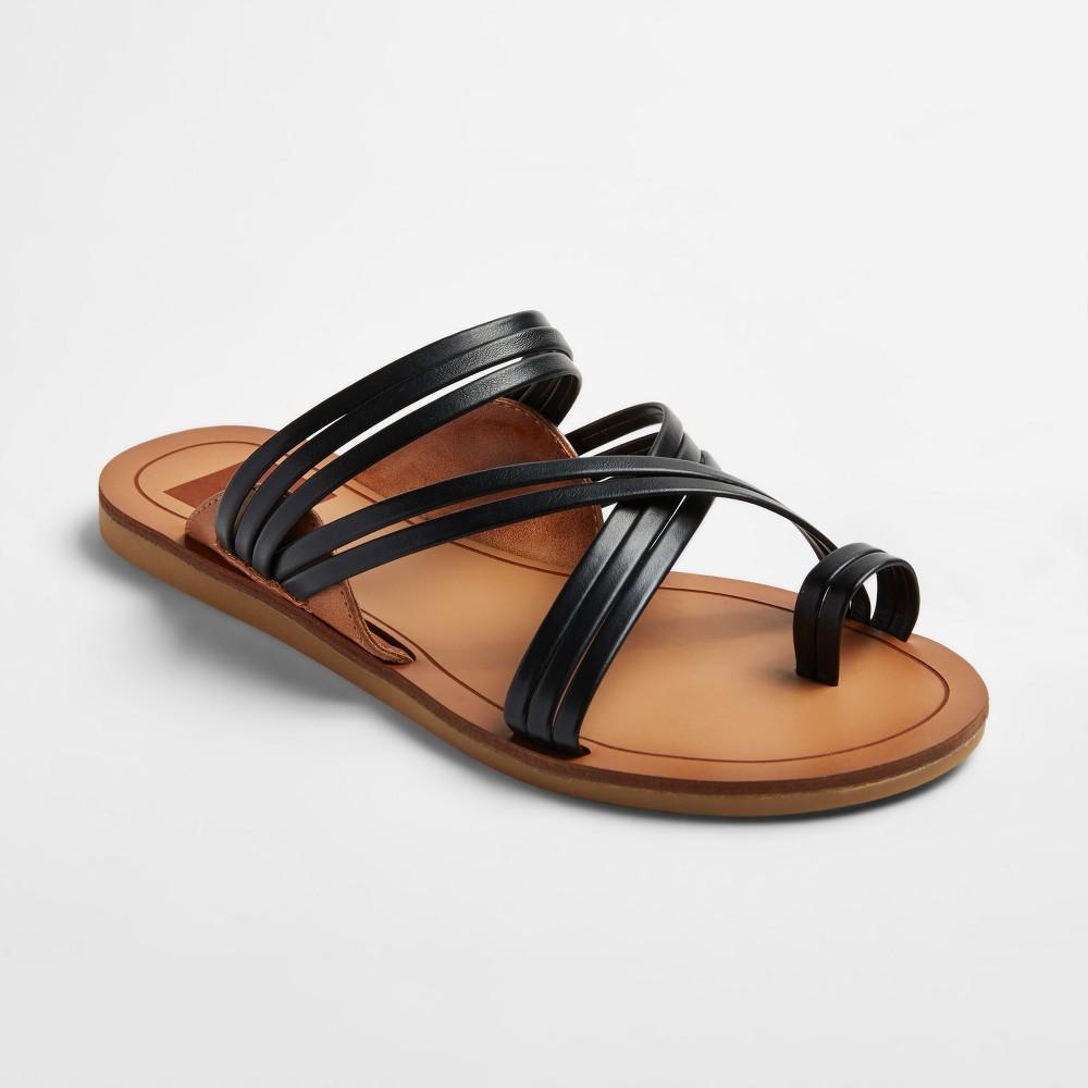Womens dv Marta Slide Sandals - Black 8