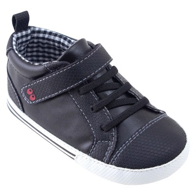 Baby Boys' Surprize by Stride Rite® Lee Mini Shoes - Black 18-24M